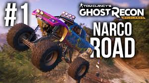 monster truck show discount code ghost recon wildlands narco road expansion gameplay walkthrough 1