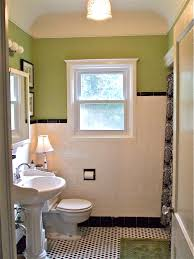 love the rounded ceiling corners vintage look colors tiles