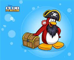 Los pinguinos famosos de club penguin y los puffles