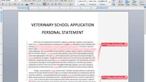 Personal Statement for Graduate School Application Download   Fatal Flaws in your med school application to avoid