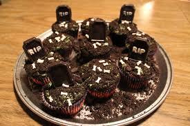 halloween dirt cake graveyard cupcake graveyard glitter batter u0026 other matters
