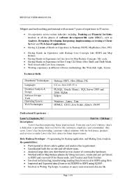 Best Software Engineer Resume by 100 Professional Software Developer Resume Free Resume