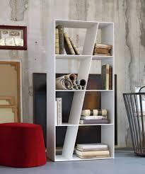 tall modern white bookcase doherty house modern white bookcase