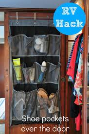 rv organizing and storage hacks small spaces organizing made