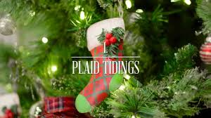 pier 1 imports three festive looks for your christmas tree youtube