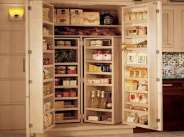 Kitchen Pantry Furniture Pantry Cabinets For Kitchen Voluptuo Us