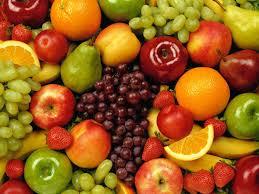 aneka buah-buahan