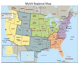 Virginia On Map by Va Announces Major Department Realignment Management Govexec Com