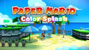 Walkthrough  amp  Tips Videos   Paper Mario  Color Splash Wiki Guide   IGN