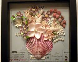 my gallery of seashell art shell shell art and seashell projects