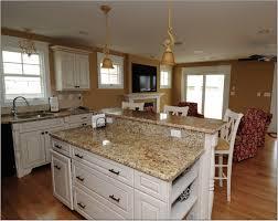 bathroom white kitchen cabinet and colonial cream granite