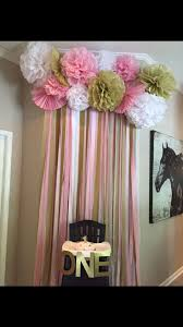 Background Decoration For Birthday Party At Home 25 Best Streamer Backdrop Ideas On Pinterest Streamer