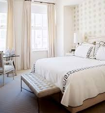 Grey And White Bedroom Wallpaper Bedroom Foxy White Chic Bedroom Decoration Using All White Grey