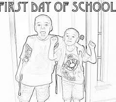 turning pictures into coloring pages how to make a photo into a coloring page kids coloring europe