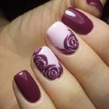 simple rose nail art designs 2017 styles 2d nail art community