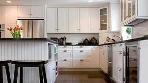 White Country Kitchen Cabinets Small White Country Kitchen Kitchen And Decor