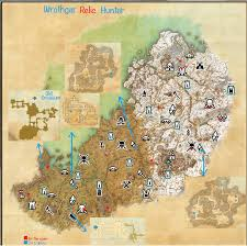 Bal Foyen Treasure Map 1 The Hunt For Wrothgar Relic Hunter Conluded Spoilers And