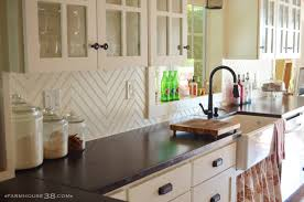 beadboard backsplash modern kitchen u2013 modern house