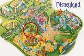 Map Of Downtown Disney Orlando by Blogography Disney