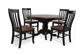 Five Piece Dining Room Sets Dining Room Furniture Stores Mathis Brothers