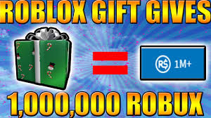 new secret roblox box gives you 1 million free robux how to get