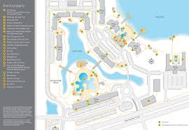 Palm Island Florida Map by The Fountains In Orlando Fl Bluegreen Vacations