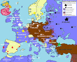 Map Of 1914 Europe by Drawned Map Of Europe During Ww1 By Ericvonschweetz On Deviantart