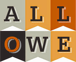 printable halloween banner victorious archive free printable halloween garlands
