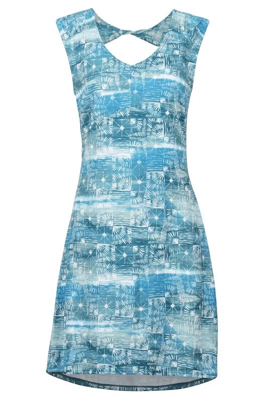Marmot Annabelle Dress Skyrise Softwater Small 49510-8397-S