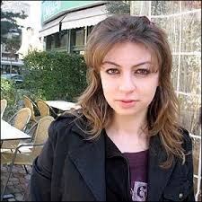 Sandrine Khoury, 20. Student. I am against the government. - 1
