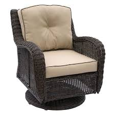 Swivel Chair Base Brown Grand Isle Wicker Swivel Chair At Home At Home