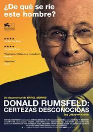 Donald Rumsfeld, Certezas Desconocidas