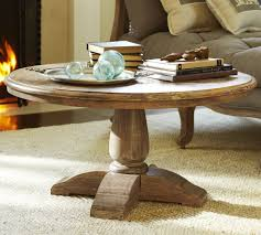 coffee table interesting coffee table round wood and glass genoa