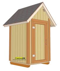 Plans To Build A Wooden Garden Shed by Best 25 Small Shed Plans Ideas On Pinterest Building A Shed