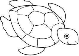 free printable turtle coloring pages for kids inside colouring