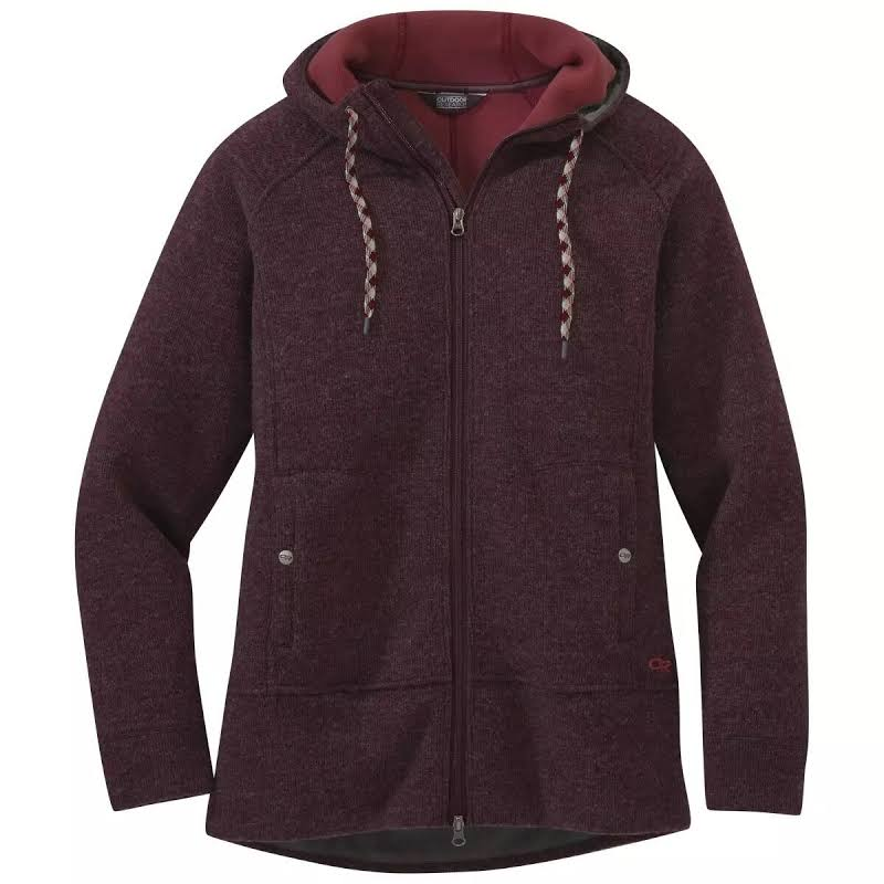 Outdoor Research Flurry Jacket Cacao Medium 2714811567007