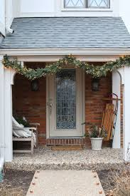Decorative Garlands Home by 55 Best Christmas Garland Ideas Decorating With Holiday Garlands