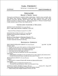 Sample Resumes For Professionals by Professional Resume Example Learn From Professional Resume Samples