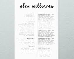 Graphic Designer Resume Template  resume template graphic design     designtos com Simple Graphic Design Resume   professional profile resume examples