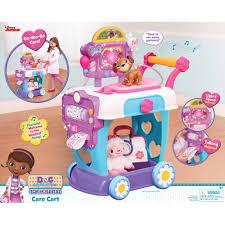 Doc Mcstuffins Home Decor Disney Doc Mcstuffins Hospital Care Cart Walmart Com
