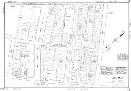 Map Nj Borough Of Highlands New Jersey Tax Map Plate 12
