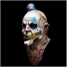 flesh rot clown latex horror mask horror masks