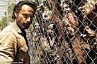Walking Dead: How David Morrissey and Andrew Lincoln turned The ...