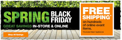 home depot mower black friday the home depot canada spring black friday sale save on appliances
