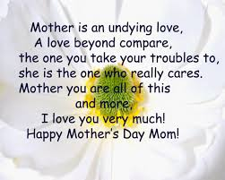Mother Day Quotes by Imageslist Com Mother U0027s Day Quotes Part 1