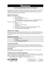 Resume Job Profile by How Do You Create A Resume 12 Do A Resume Image Titled Make Step 4