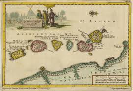 G Map Spice Islands Historic Maps