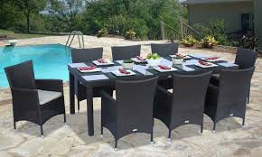 Best Wicker Patio Furniture All Weather Wicker Patio Furniture And Dining Sets 26 Wicker