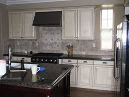 picturesque dark grey marble countertops also swish paint cabinets
