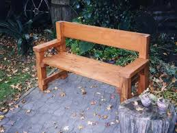 Free Wooden Garden Chair Plans by Wood Bench Designs Design Ideas Information About Home Interior